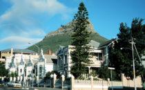 Kapstadt - viktorianische Villen, Südafrika
