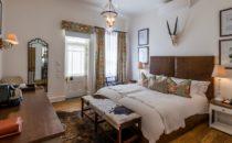 Drostdy Hotel, standard room, Graaff-Reinet, South Africa