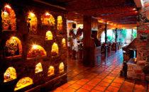Hotel Quinta Don José Restaurant, Guadalajara, Mexiko
