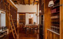Drostdy Hotel, Wine bar, Graaff-Reinet, South Africa