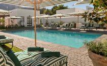 Drostdy Hotel, Pool, Graaff-Reinet, South Africa