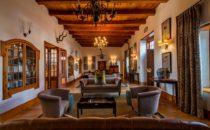 Drostdy Hotel, Lounge, Graaff-Reinet, South Africa