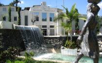 Rathaus - San Pedro Sula, Honduras