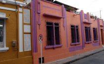 Santa Marta - Art Déco Gebäude, Kolumbien