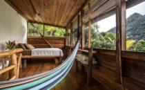 Omega Lodge, Pico Bonito Nationalpark, Honduras