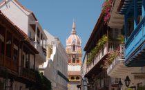 Cartagena - wie aus dem Bilderbuch, Kolumbien