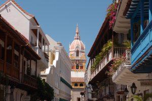 Cartagena - wie aus dem Bilderbuch
