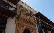 Cartagena - Palast der Inquisition
