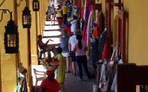 Cartagena - Las Bóvedas, Kolumbien