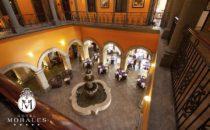 Hotel Morales Restaurant, Guadalajara, Mexico