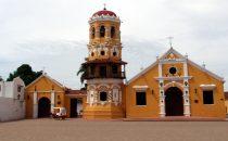Mompos - Santa Barbara, Kolumbien