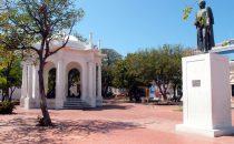 Santa Marta - Parque de los Novios, Kolumbien
