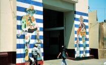 Sandino Mural in León, Nicaragua