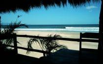 Playa La Flor südlich von San Juan del Sur, Nicaragua