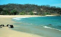 Playa Maderas nördlich von San Juan del Sur, Nicaragua