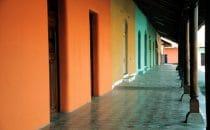 Kolonialarchitektur in Granada, Nicaragua