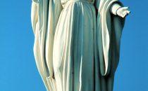 Statue der Jungfrau Maria, Santiago de Chile, Chile