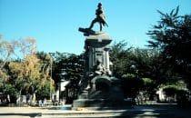Magellan-Denkmal, Punta Arenas, Chile