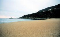 Strand bei Viña del Mar, Chile