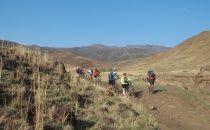 """Mehloding Trail – Teilnehmer der alljährlichen """"Freedom Challenge"""""""
