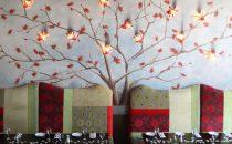 Restaurant nahe des Lucky Bean Guesthouse, Johannesburg, Südafrika