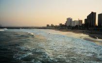 Durban - Skyline, Südafrika