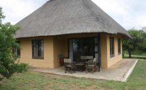 Mpila Camp, Hluhluwe-Imfolozi, Südafrika