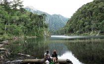 Parque Huerquehue, Lago Toro, © Bertram Roth