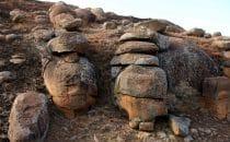 Mehloding Trail – Wollsackverwitterung
