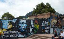 Bogotá, Kolumbien © U. Edelmann