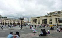 Plaza Bolívar - Bogotá, Kolumbien © U. Edelmann