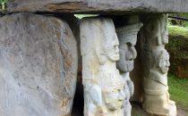 Parque Arqueológico San Agustin, Kolumbien © Edelmann