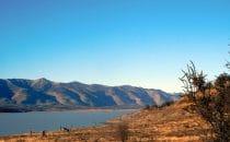 Lagune bei El Calafate, Argentinien © Edelmann