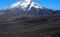 Vulkan Lonquimay, Chile, © Bertram Roth