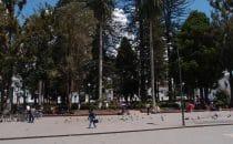Popayán - Parque Caldas