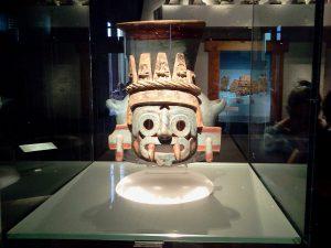 Tlaloc-Maske