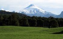 Vulkan Villarica, Chile, © Bertram Roth