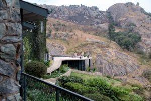 Zimmer mit Aussicht bei Mbabane, Swaziland