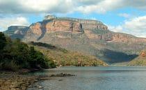 Blick vom Lowveld, Südafrika