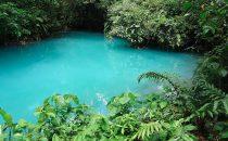 Blue lagoon on the Rio Celeste, © La Carolina Lodge, Costa Rica
