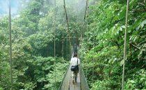 suspension bridge, © La Carolina Lodge, Costa Rica