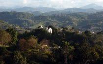 Landschaft bei Popayán