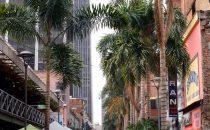 Medellín - Einkaufsstraße, Kolumbien