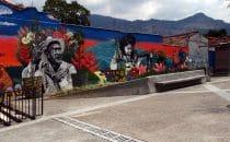 Medellín - Graffiti, Kolumbien