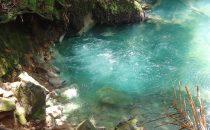 Hot spring at Rio Celeste, © La Carolina Lodge, Costa Rica