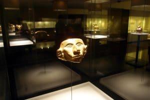 Bogotá - im Museo del Oro