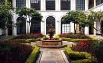 Bogotá - Im Museumskomplex Manzana Cultural, Kolumbien