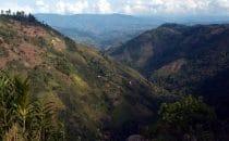 Landschaft bei San Agustín, Kolumbien