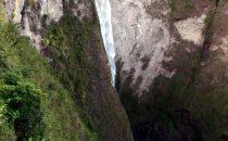 Salto de Mortiño bei San Agustín, Kolumbien