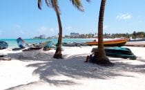 San Andrés - at the beach